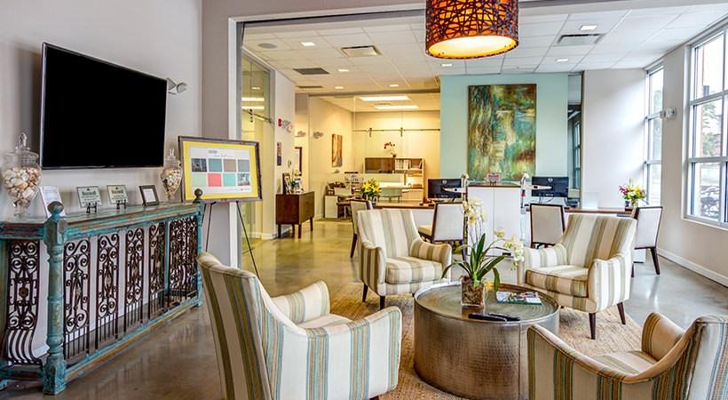 Contemporary Clubroom